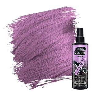 crazy color pastel spray lilla hårfarge spray lavender 002453