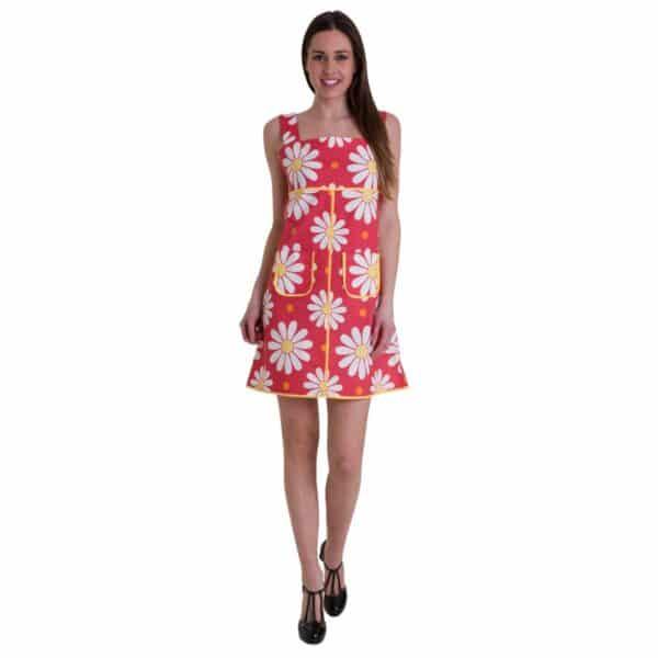 crazy daisy 60 talls kjole DR5447