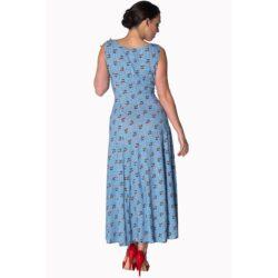 cherry love kjole med kirsebær DR5497