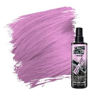 crazy color pastel spray rosa hårfarge spray marshmallow 002452