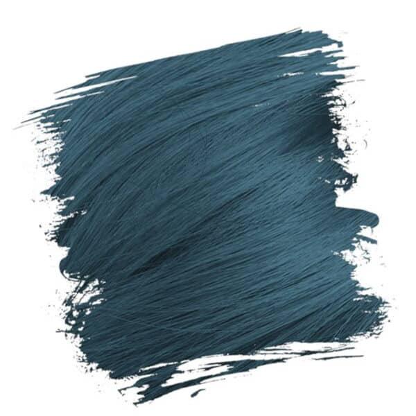 crazy color hårfarger blå hårfarge peacock blue 002235