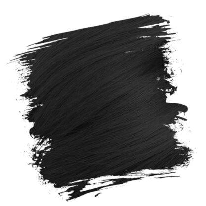 crazy color hårfarger svart hårfarge black 002273