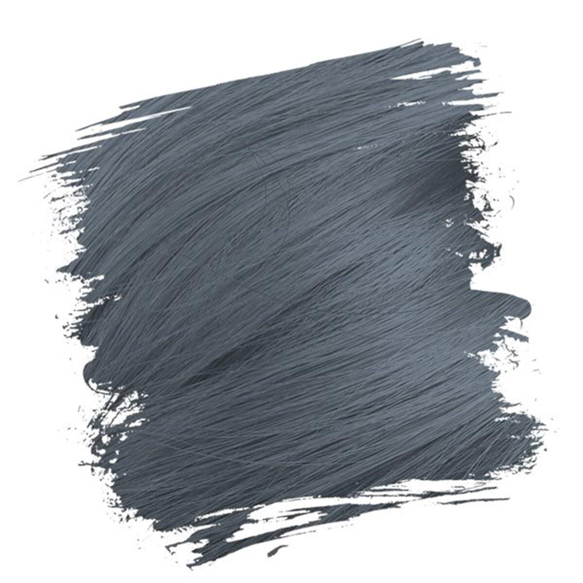crazy color hårfarger grå hårfarge graphite 002285