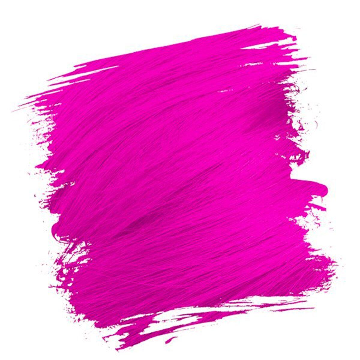 crazy color hårfarger neon rosa hårfarge rebel uv 002297