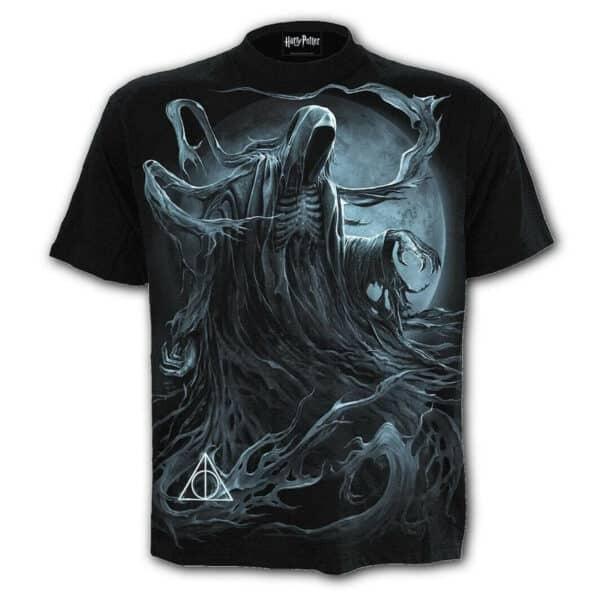 dementor svart t-skjorte til herre G245M101
