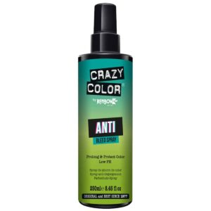 crazy color anti bleed hårfarge forlengende spray 002429