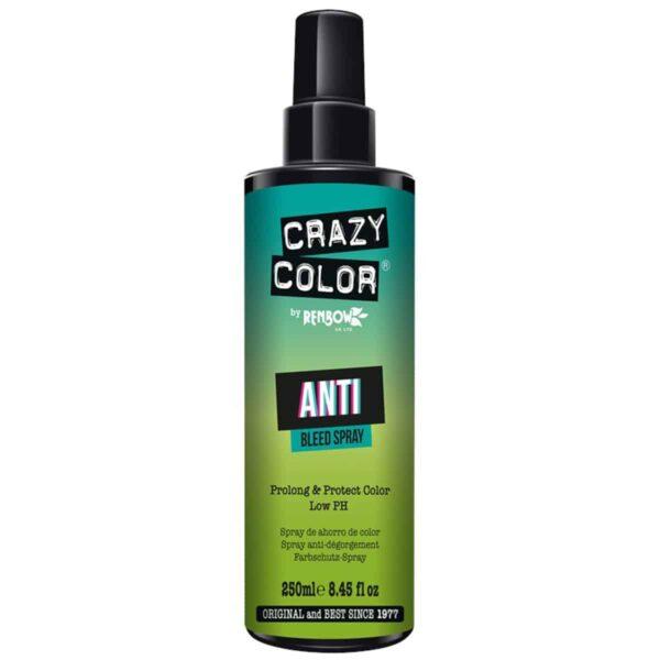 crazy color anti bleed hårfarge forlengende spray 002429
