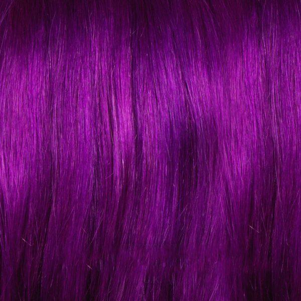 manic panic classic high voltage lilla hårfarge 118ml deep purple dream swatch 6006