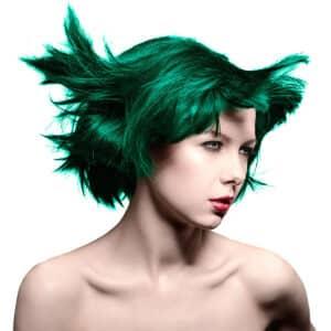 manic panic classic high voltage grønn hårfarge 118ml enchanted forest model 62936