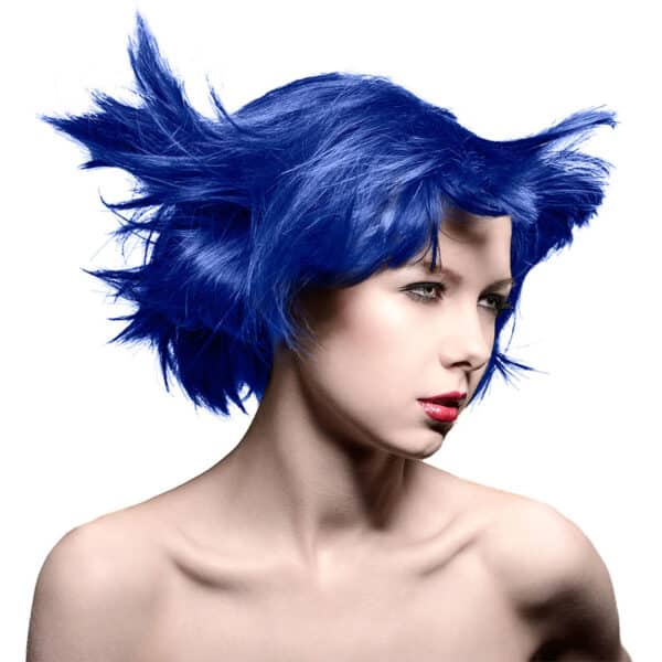 manic panic classic high voltage blå hårfarge 118ml blue moon model 70420