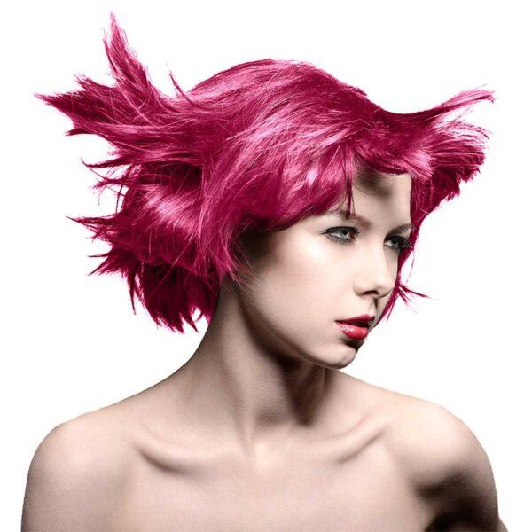 manic panic classic high voltage rosa hårfarge 118ml cleo rose model 70421