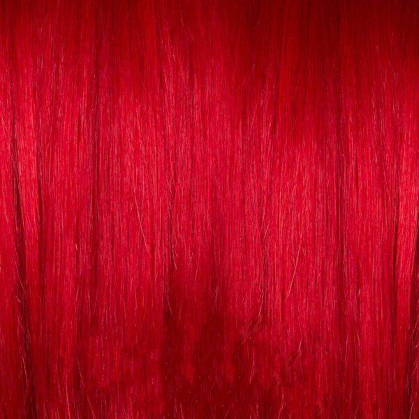 manic panic classic high voltage rød hårfarge 118ml rock 'n' roll red swatch 70429