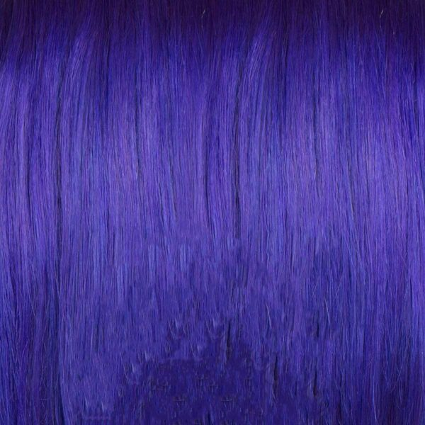 manic panic classic high voltage blå hårfarge 118ml ultra violet swatch 70435