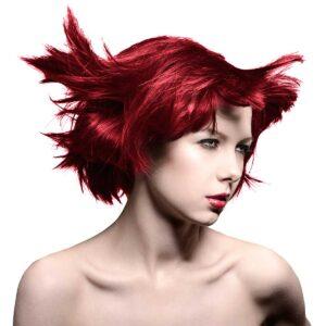 manic panic classic high voltage rød hårfarge 118ml vampire's kiss model 70436